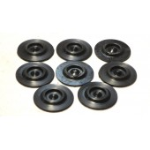 FRONT LEAF SPRING REPLACEMENT BUTTONS - QTY 8