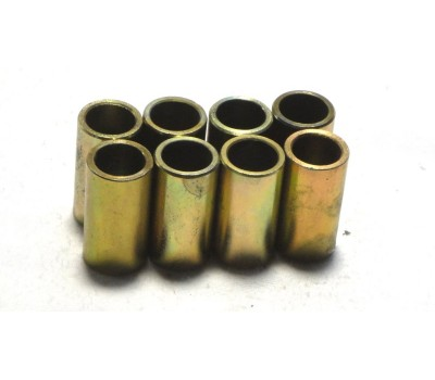 "FRONT FOUR BAR BUSH INNER SLEEVES 1/2"" HOLE ZINC PLATED"