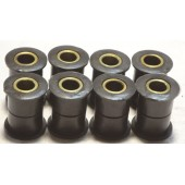 "REAR FOUR BAR BUSH SET INC 9/16"" OR 5/8"" INNER SLEEVES"