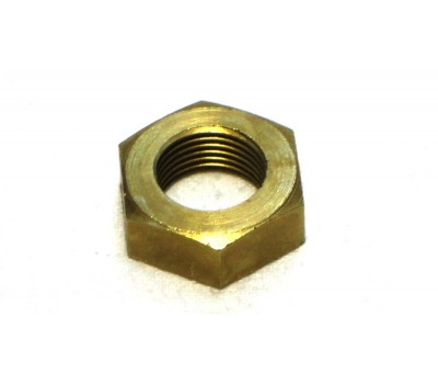 REAR FOUR BAR ADJUSTER  R/H NUTS- MILD STEEL 3/4 UNF ZINC PLATED