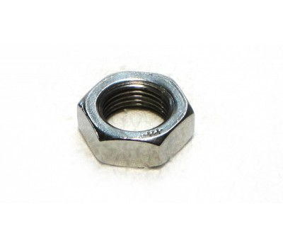 REAR FOUR BAR ADJUSTER R/H NUTS 3/4 UNF- STAINLESS STEEL- POLISHED