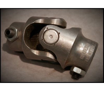 BORGESON UNIVERSAL JOINT -STAINLESS STEEL--- UNPOLISHED