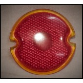 1933 / 36 FORD TAIL LIGHT LENS ONLY - RED