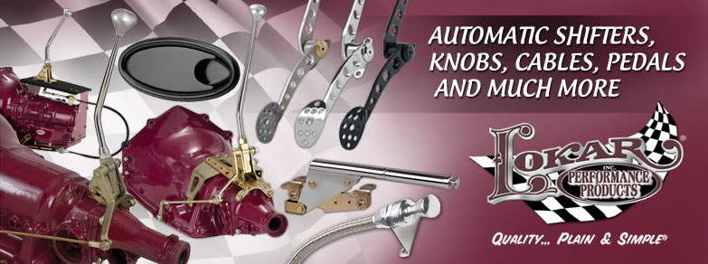 Lokar Shifters and Accessories