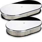Oval Air Cleaner - Plain