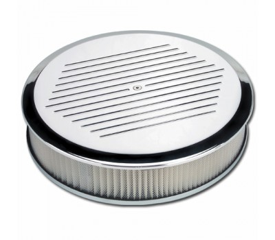 Round Air Cleaners 14inch - Ball Milled