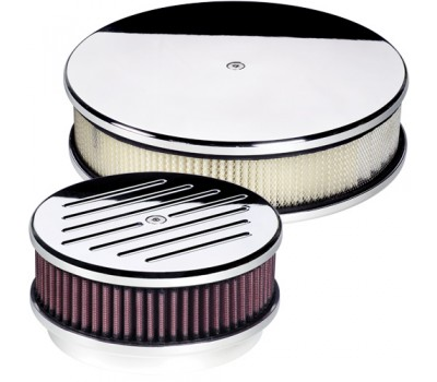 Round Air Cleaners - 6-3/8inch 10inch