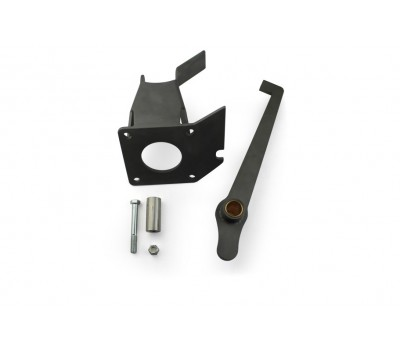 BRAKE PEDAL STRAIGHT WITH BOOSTER MOUNT TO SUIT GEMINI BOOSTER