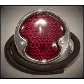 1932 FORD TAIL LIGHT ASSEMBLY - DELUXE - RED
